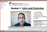 Predictive analytics training video